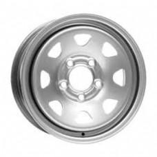 Dotz Dakar 6,0х15 PCD:5x139,7  ET:0 DIA:110.0 цвет:S (серебро)