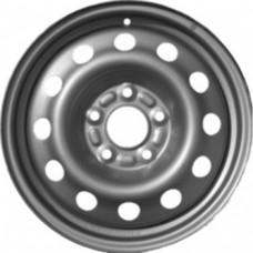 Mefro 21214-3101015-15-ВАЗ-2121 5,0х16 PCD:5x139,7  ET:58 DIA:98.0 цвет:серый