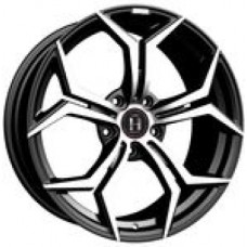 Harp Y-50 9,0х20 PCD:5x112  ET:42 DIA:66.6 цвет:Satin Black / Machined Face