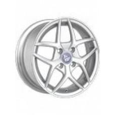 Диски YST X-19 5,5х14 PCD:4x100 ET:39 DIA:56.6 цвет:SF (серебро,полировка)