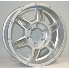 Диски Mi-Tech-(MKW) MK-205 7,0х17 PCD:6x139,7 ET:38 DIA:67.1 цвет:MS