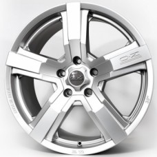 Диски O.Z-Racing Versilia 9,5х20 PCD:5x130 ET:52 DIA:71.6 цвет:Matt Race Silver
