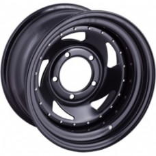 Диски Ikon MG85 8,0х16 PCD:5x139,7 ET:-19 DIA:110.5 цвет:BL (черный глянцевый)