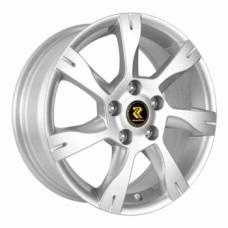 Диски Replikey RK-L12K-Renault 6,5х15 PCD:5x114,3 ET:43 DIA:66.1 цвет:S (серебро)