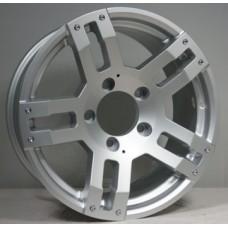 Диски Mi-Tech-(MKW) MK-206 8,5х18 PCD:5x150 ET:35 DIA:110.2 цвет:S (серебро)