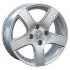 Диски Replica-Top-Driver PG24 6,0х15 PCD:4x108 ET:23 DIA:65.1 цвет:S (серебро)