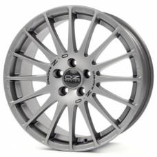 Диски O.Z-Racing Superturismo-GT 8,0х17 PCD:5x112 ET:35 DIA:75.0 цвет:Grigcors+BL