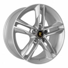 Диски Replikey RK557S-Audi-A4-A6 7,5х16 PCD:5x112 ET:45 DIA:66.6 цвет:S (серебро)