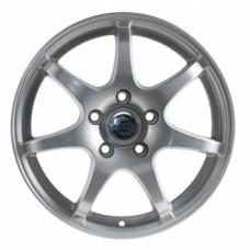Диски AERO A1151 6,0х15 PCD:4x100 ET:40 DIA:67.1 цвет:S (серебро)