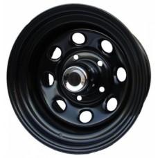 Диски Ikon SNC043 8,0х16 PCD:5x139,7 ET:-22 DIA:110.5 цвет:BL (черный глянцевый)